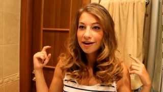 Как завить волосы с помощью утюжка (как я это делаю)(модель утюжка Remington S1051 сайт где я делала заказ ..., 2012-08-15T10:38:35.000Z)