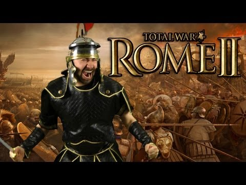 Total War: Rome II Angry Review