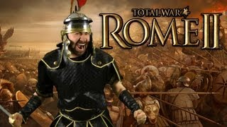Total War: Rome II Angry Review (Video Game Video Review)