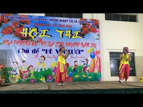 TXLKDN - Chung Ket - An Khe Tra Vang