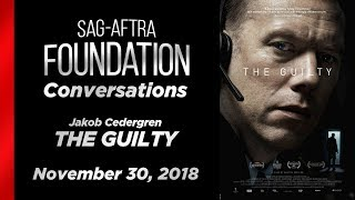 Conversations with Jakob Cedergren of THE GUILTY