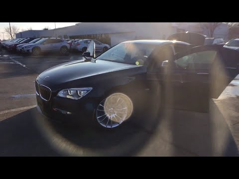 2015 BMW 7 Series Commerce, Farmington Hills, Novi, West Bloomfield, Troy, MI 8X113P