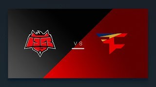 CS:GO - HellRaisers vs. FaZe [Inferno] Map 1 - EU Day 17 - ESL Pro League Season 6