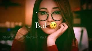 Wo Ek Bholi Si Ladki Hai   Romantic Qawwali   New Lyrics Status Video