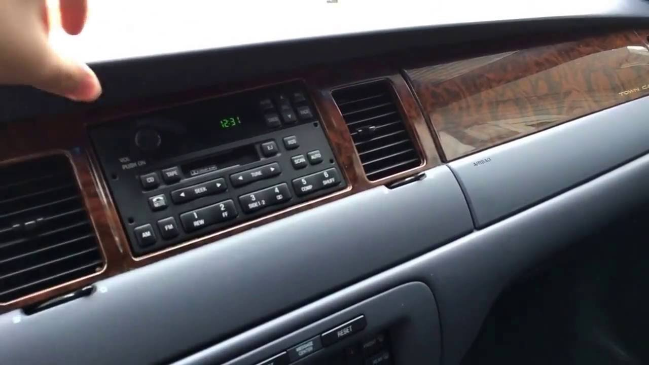 small resolution of 98 lincoln town car interior