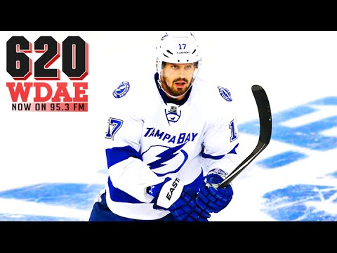 alex killorn radio interview about re signing with lightning youtube