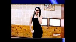 Fun day out with Sehrish Ali aka Lakshmi from Guddan - Tumse Na Ho Paayega