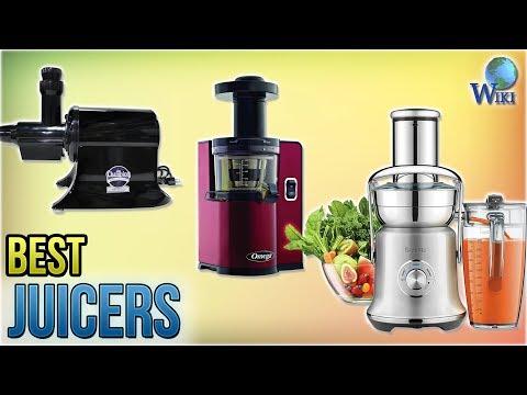 10-best-juicers-2018