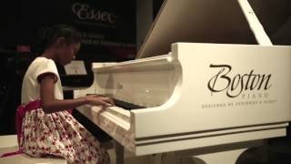 3rd Annual Recital 2015 @ Steinway Gallery: Marsya - Brahms - Tempo di Minuetto Op.52 No.3