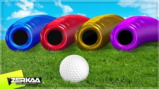 FIND THE HOLE IN ONE! (Golf It)