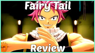 Review: Fairy Tail (Reviewed on PS4, also on Switch and PC) (Video Game Video Review)
