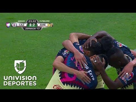 Revive los goles de la Jornada 13 del Apertura 2017