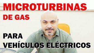 MICROTURBINA DE GAS: ¿Menos batería para más autonomía?