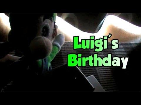 Luigi Birthday Buzzpls Com