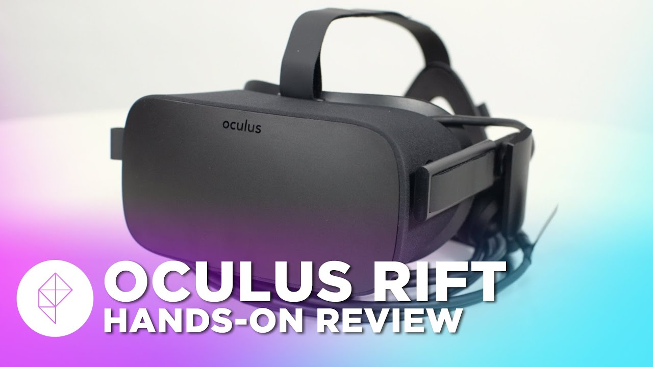 The Oculus Rift review | Polygon