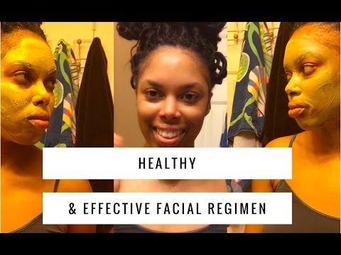 My Healthy & Effective Facial Regimen | Fiers Femme