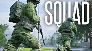 MY SQUAD IS INSANE - SQUAD 50 vs 50 Gameplay feat. Shroud, Moidawg, Karmakut, Stabbies