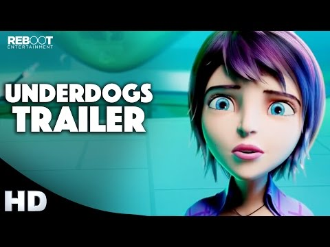Underdogs  US Release Trailer 1  Ariana Grande Nicholas Hoult Movie
