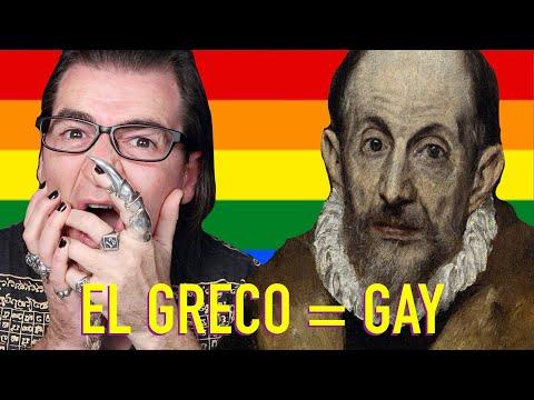 EL GRECO ERA GAY,