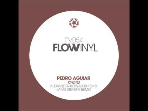 Pedro Aguiar - Kyoto Jamie Stevens Remix - Flow Vinyl