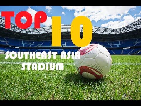 Largest Stadium in Southeast Asia 2015