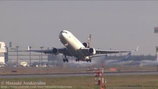 [超・どアップフォロー] United Parcel Service (UPS) N288UP @ Narita [20111029_1440]