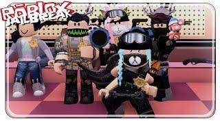 Roblox Jailbreak 56 - EPIC GANGSTER TEAM UPDATE 👍