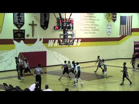 #22 Myles Marchand | El Camino Real Charter High School