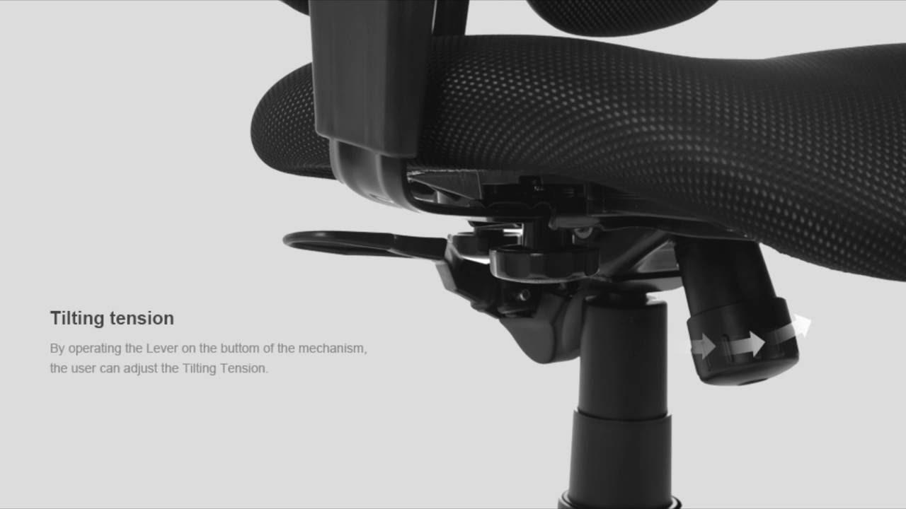 DuoBack Ergonomic Chair Series เก้าอี้สุขภาพที่ดีที่สุดจาก RicheMuller  Ergonomic Chair