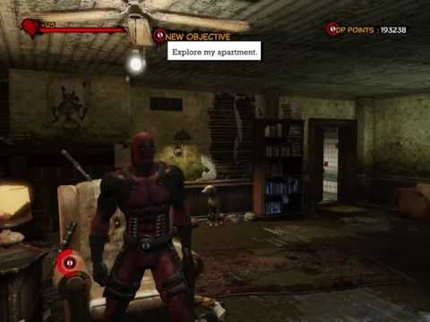 Deadpool The Game 14/14 Playing With Deadpool's Junk