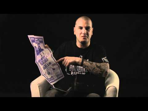 Philip Anselmo sees Cowboys Ultimate box set for first time
