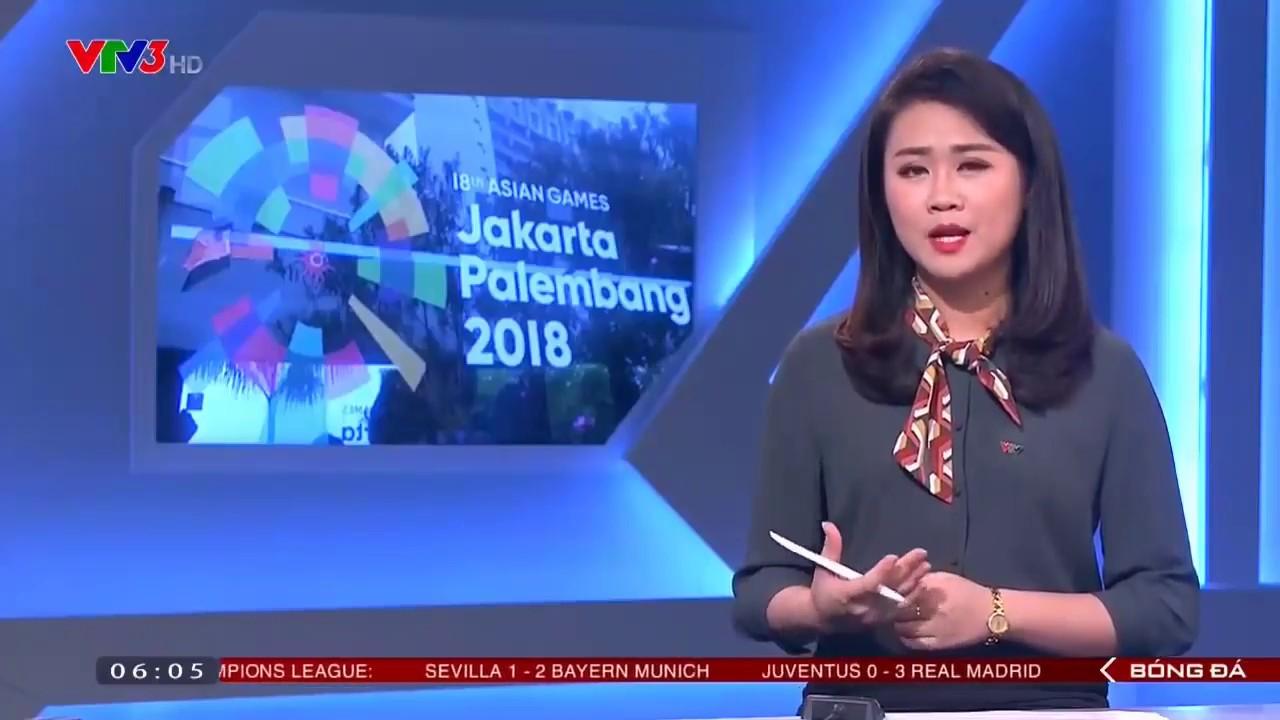 Nhịp đập 360 độ thể thao ngày 4/4/2018 – Văn Toàn hy vọng số 1 của HAGL trước Hà Nội