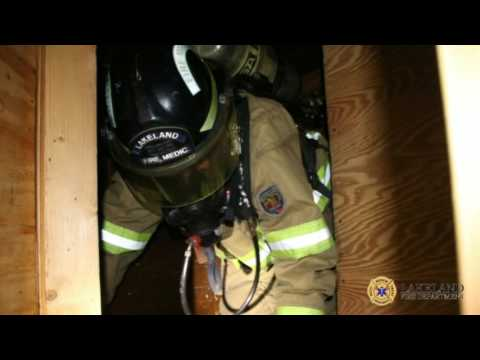 A-maze-ing: Self-Contained Breathing Apparatus (SCBA) Recertification