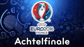 EM-Tipps 2016 - Achtelfinale
