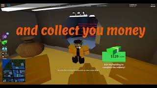 HOW TO ROB BANK WITH OUT KEYCARD| Roblox Jailbreak