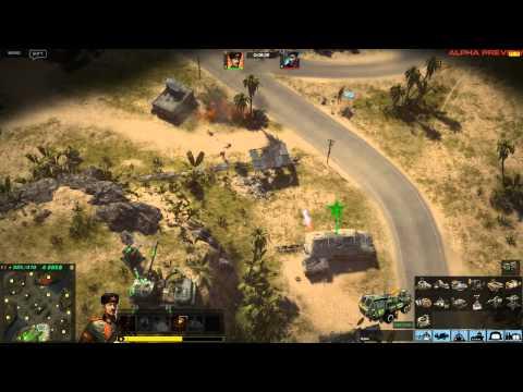 Command & Conquer (Generals 2) Альфа версия!