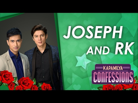 Kapamilya Confessions with Joseph Marco and RK Bagatsing | YouTube Mobile Livestream