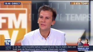 Gaspard Gantzer explique comment il propose de supprimer le périphérique à Paris