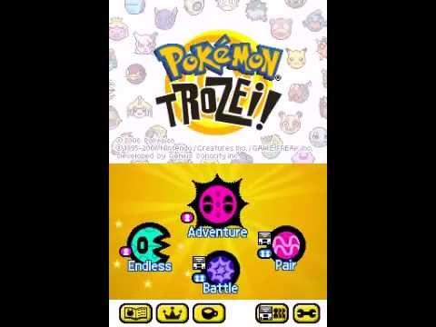[HowTo] Download Pokemon Trozei!