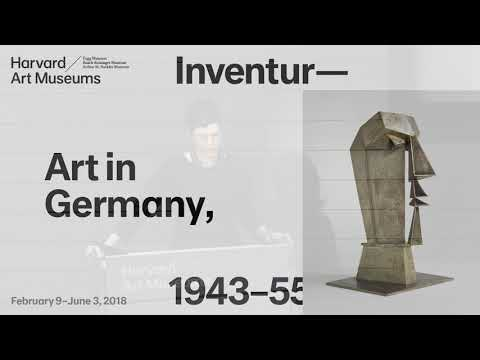 "Lecture – Opening Celebration for ""Inventur"" with Konrad Klapheck"