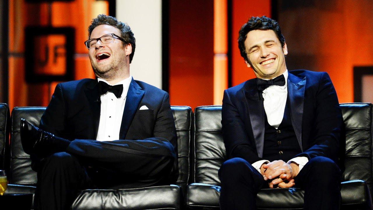 Top 10 Distinct Celebrity Laughs - YouTube