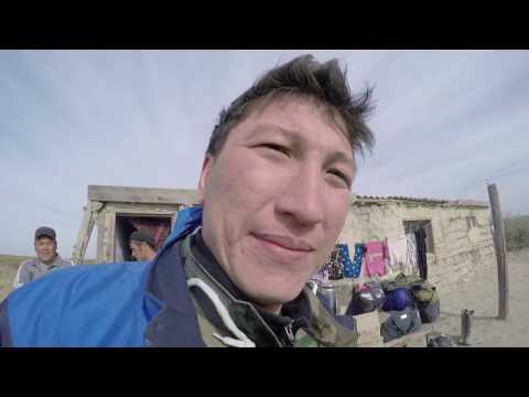 Охота и рыбалка Казахстан озеро Балхаш