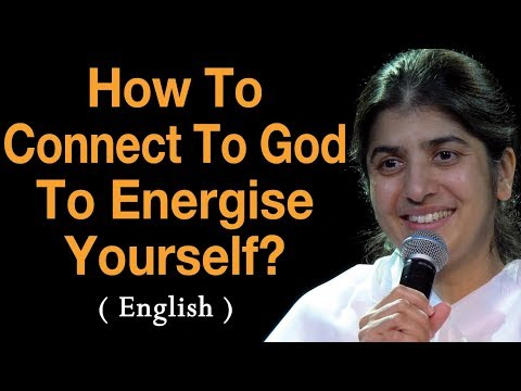 How To Connect To God To Energise Yourself? Part 3: BK Shivani at Gold Coast, Australia (English)
