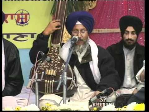 Adutti Gurmat Sangeet Samellan 2006 (Raag Maaj): Bhai Narinder Singh Banaras