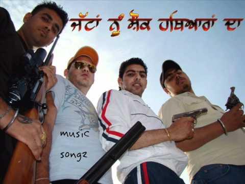 "Brand new punjabi Song - ""Jatt(Donali)"" from album..."