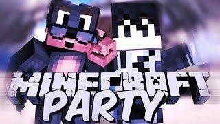 NAJŚMIESZNIEJSZY ODCINEK! :D | Minecraft Party! [#6] / HunterBright, Abra, Mardey, Wolnar