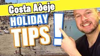 Costa Adeje Tenerife holiday guide and tips