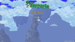Terraria 1.3.4.4 Прохождение за саммонера