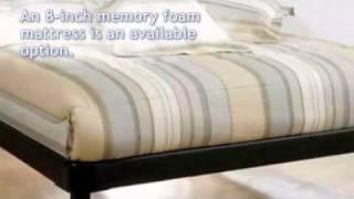 Ericson Platform Bed - Hillsdale Furniture