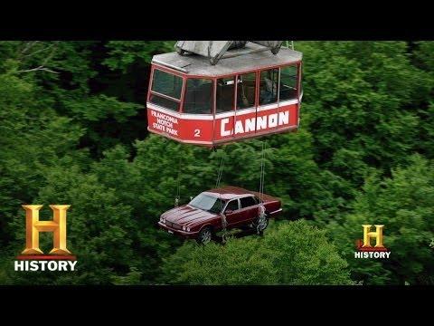 Top Gear Sneak Peek: Adam and the Gondola